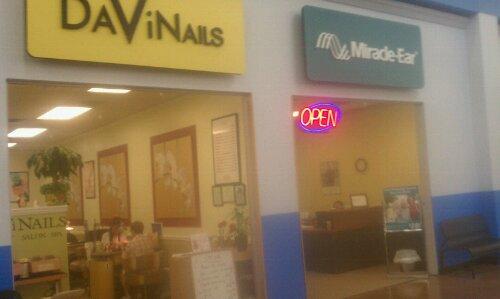 Nail salon in walmart store for Acrylic nails walmart salon